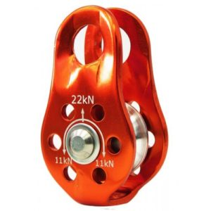 Axis Fixed Cheek Pulley