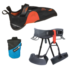 Starter Climbing Kit with FREE Membership