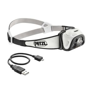 Petzl Tikka 170 lumens Rechargeable Headlamp
