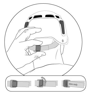 Beal Mercury Helmet Illustration