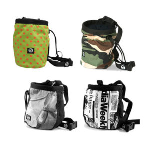 Metolius Charko Chalk Bag various Designs