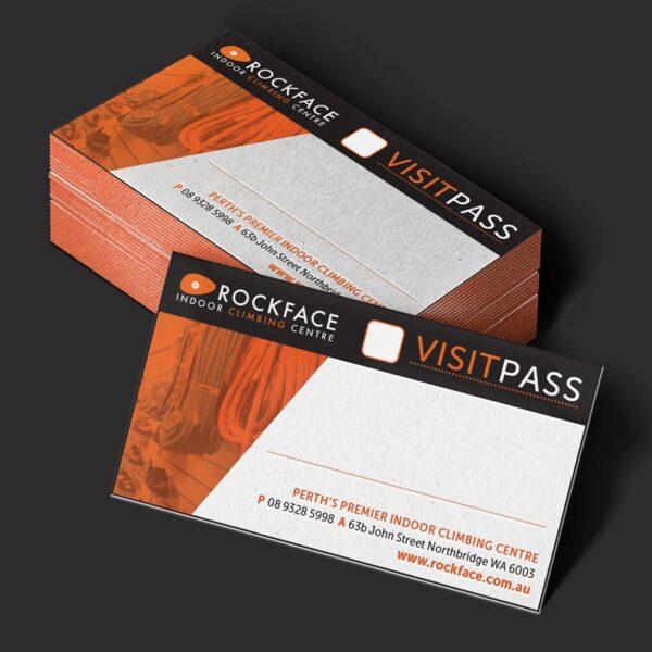 Rockface Visit Pass