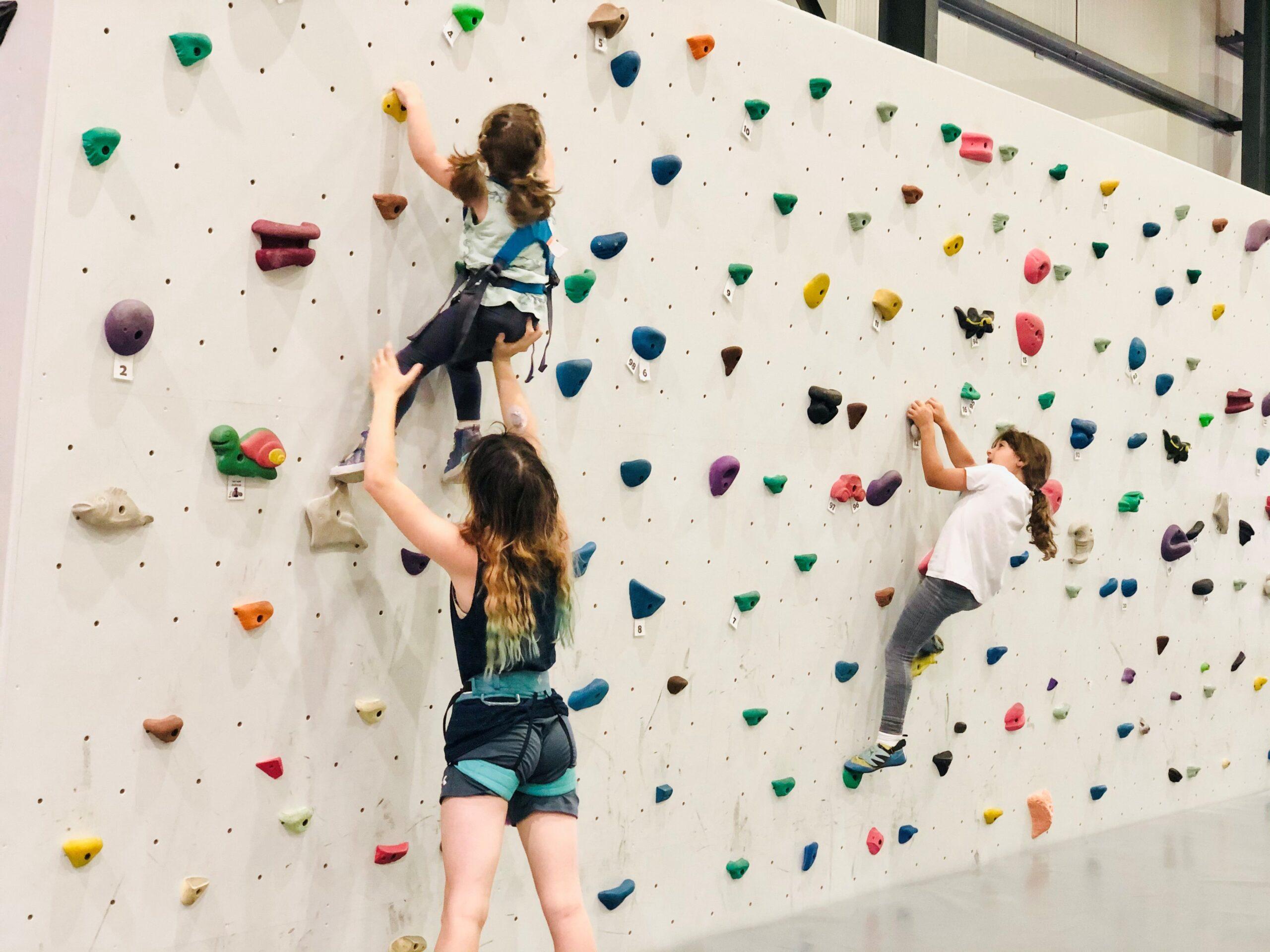 Kids' Climbing Classes